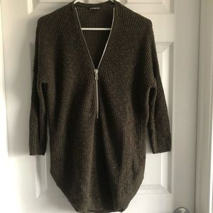 Express 3/4 Sweater